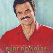 Burt Reynolds – Property From The Life and Career of Burt Reynolds Auction!