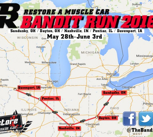 Bandit Run 2016 Facebook Page