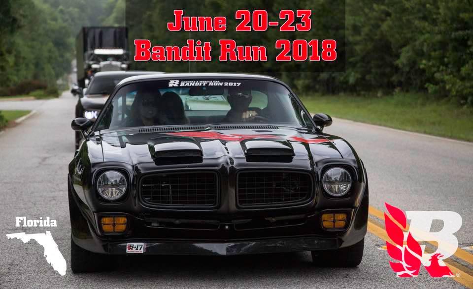Bandit Run The Bandit Run The Bandit Run - Car show jupiter fl